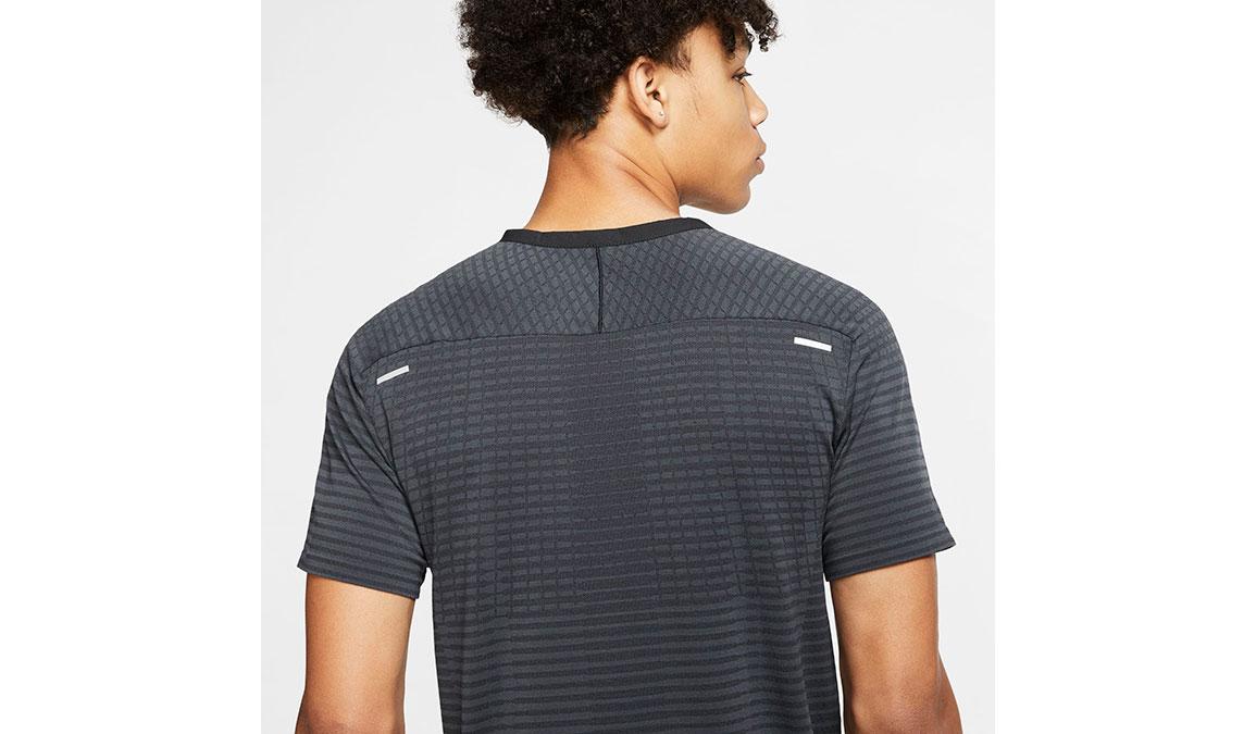 Men's Nike Techknit Ultra Top Short Sleeve Shirt, , large, image 5