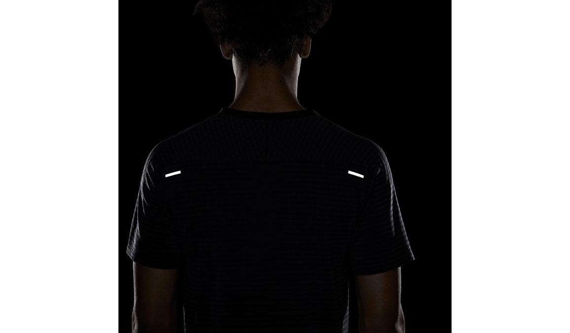 Men's Nike Techknit Ultra Top Short Sleeve Shirt, , large, image 6