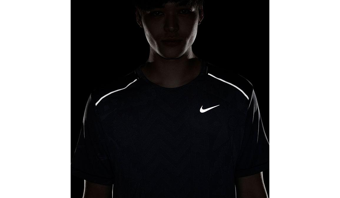 Men's Nike Wild Run TechKnit Top, , large, image 4