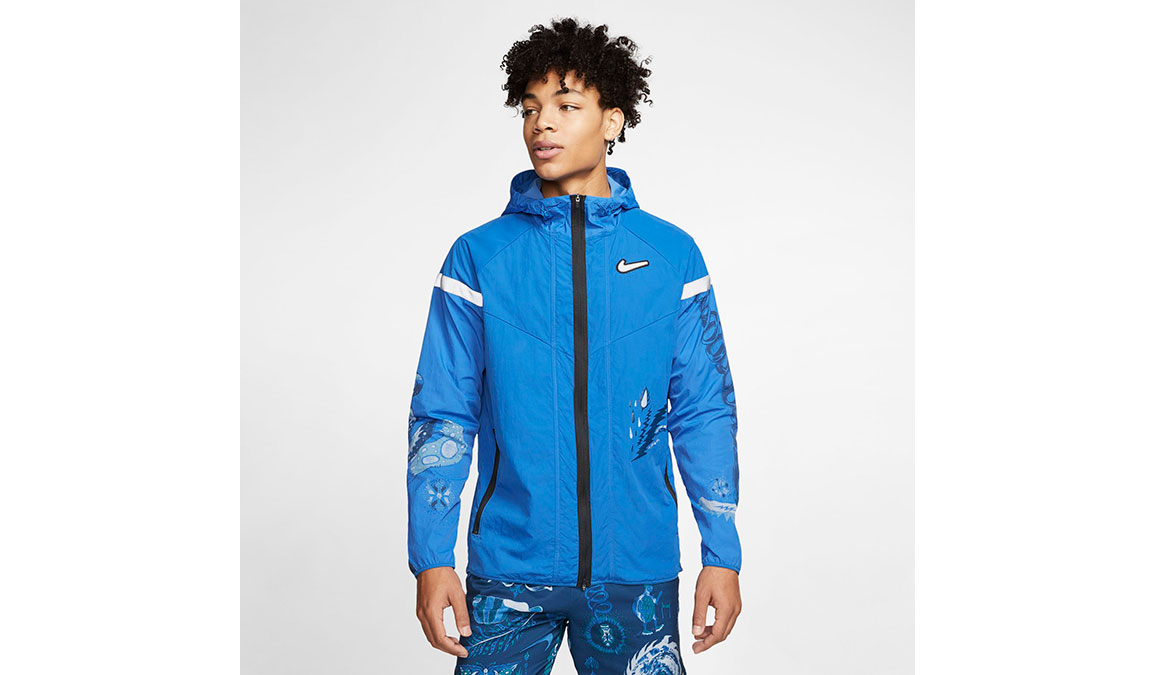 Men's Nike Windrunner Wild Run Jacket, , large, image 1