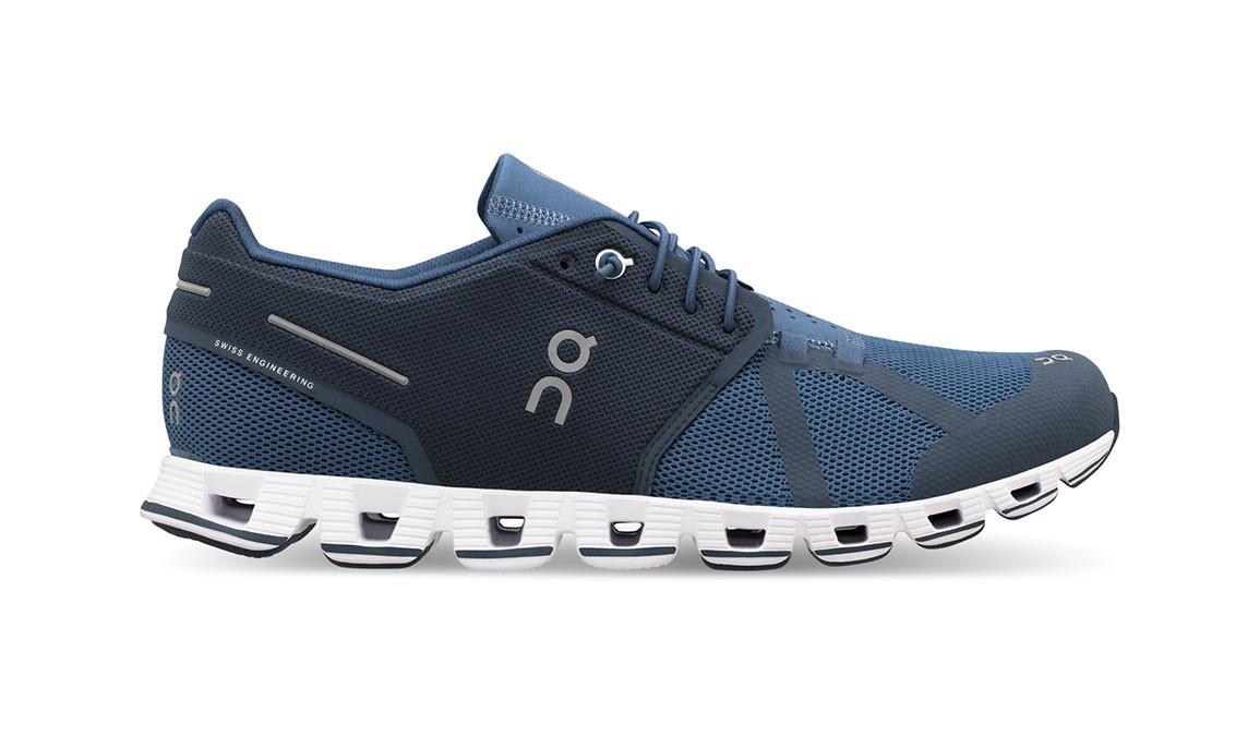 Men's On Cloud Running Shoe - Color: Blue/Denim (Regular Width) - Size: 10, Blue/Denim, large, image 1