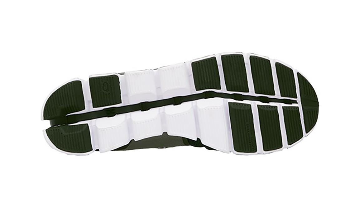 Men's On Cloud Running Shoe - Color: Navy/White (Regular Width) - Size: 12.5, Navy/White, large, image 2
