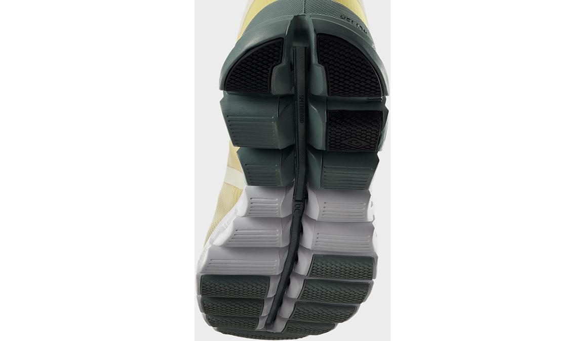 Men's On Cloudflow Running Shoe - Color: Citrus/Sea (Regular Width) - Size: 9.5, Citrus, large, image 7