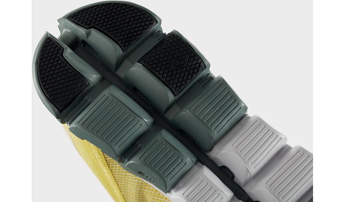 Men's On Cloudflow Running Shoe - Color: Citrus/Sea (Regular Width) - Size: 9.5, Citrus, large, image 6