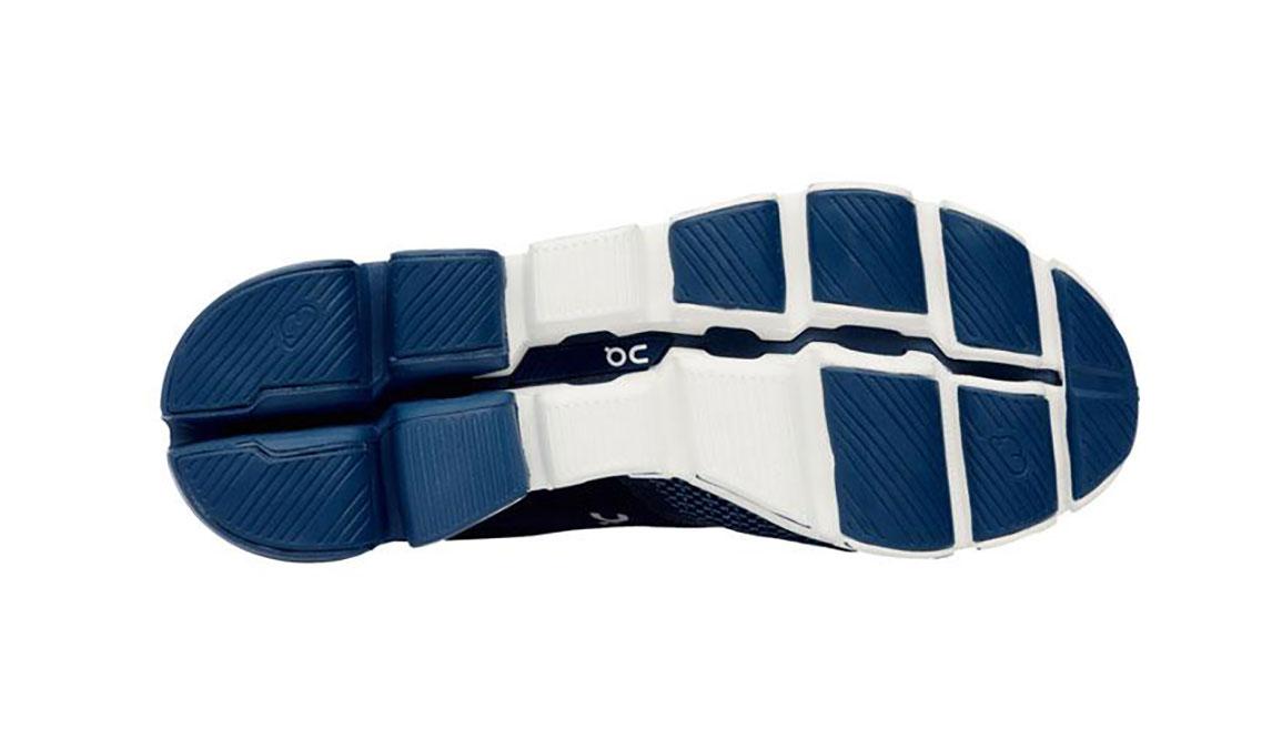 Men's On Cloudflyer Running Shoe - Color: Blue/White (Regular Width) - Size: 9, Blue/White, large, image 2