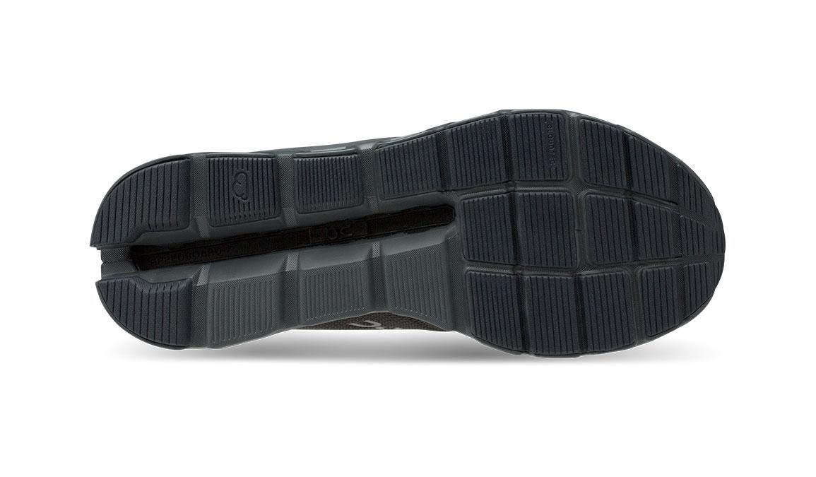 Men's On Cloudstratus Running Shoe - Color: Black/Shadow (Regular Width) - Size: 10, Black, large, image 2