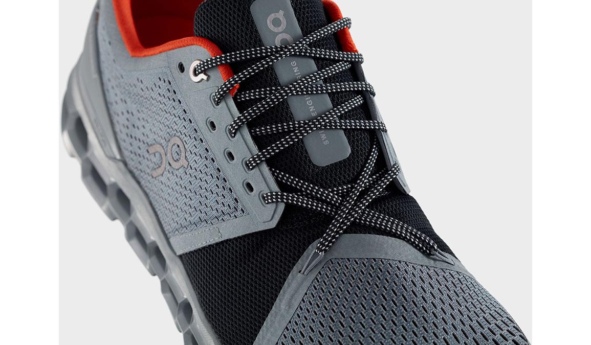 Men's On Cloudstratus Running Shoe - Color: Cobble/Ivy (Regular Width) - Size: 7, Cobble/Ivy, large, image 4