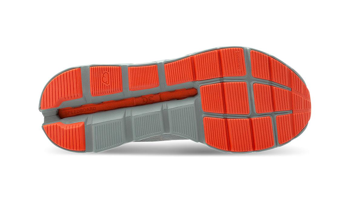 Men's On Cloudstratus Running Shoe - Color: Cobble/Ivy (Regular Width) - Size: 7, Cobble/Ivy, large, image 2