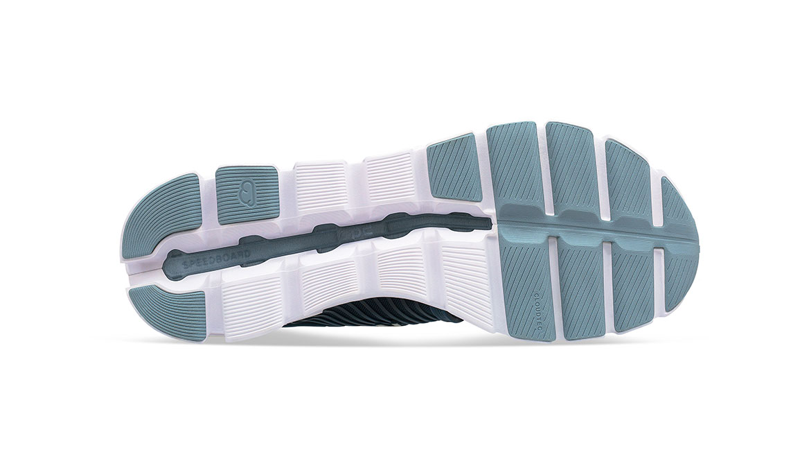 Men's On Cloudswift Running Shoe - Color: Denim/Midnight (Regular Width) - Size: 9.5, Denim, large, image 2