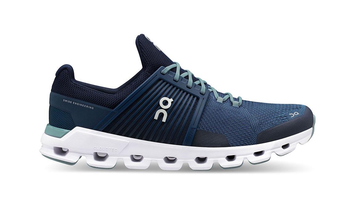 Men's On Cloudswift Running Shoe - Color: Denim/Midnight (Regular Width) - Size: 9.5, Denim, large, image 1