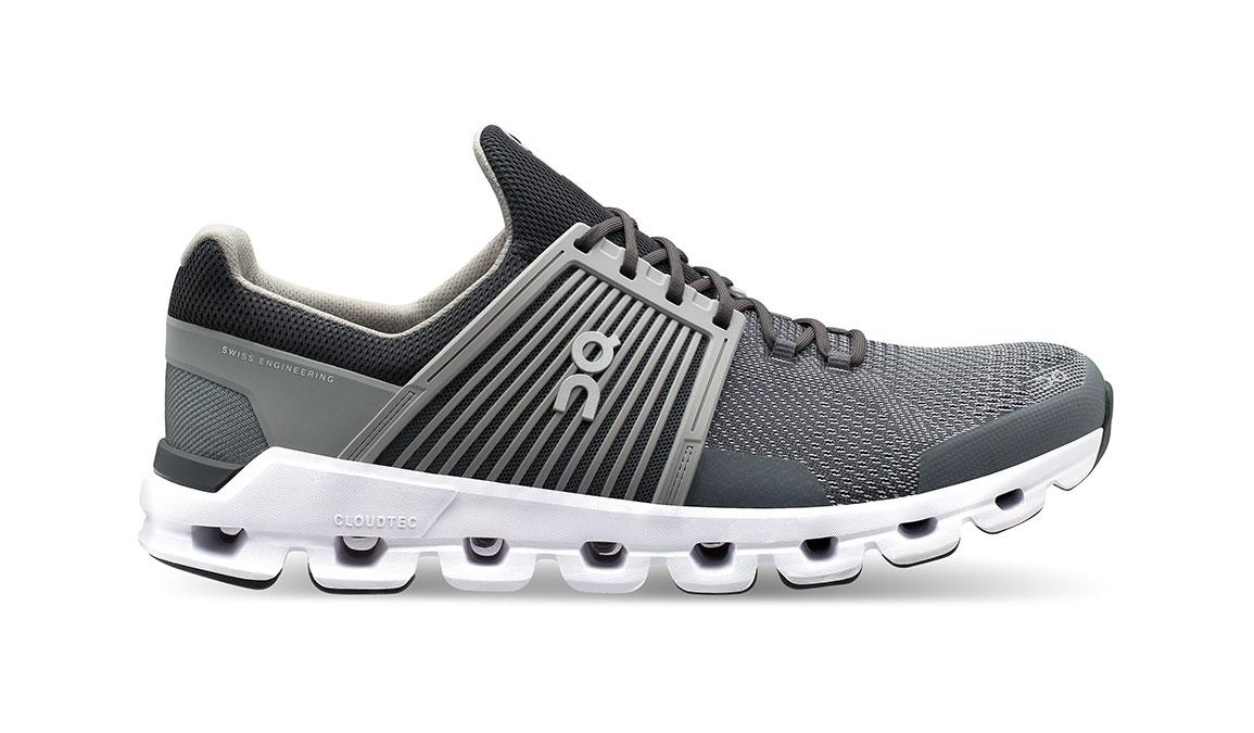 Men's On Cloudswift Running Shoe - Color: Rock/Slate (Regular Width) - Size: 7, Slate, large, image 1