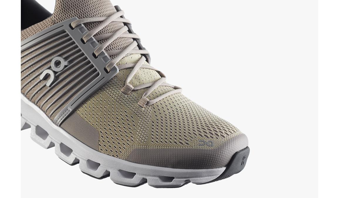 Men's On Cloudswift Running Shoe - Color: Sand/Grey (Regular Width) - Size: 8, Sand, large, image 2