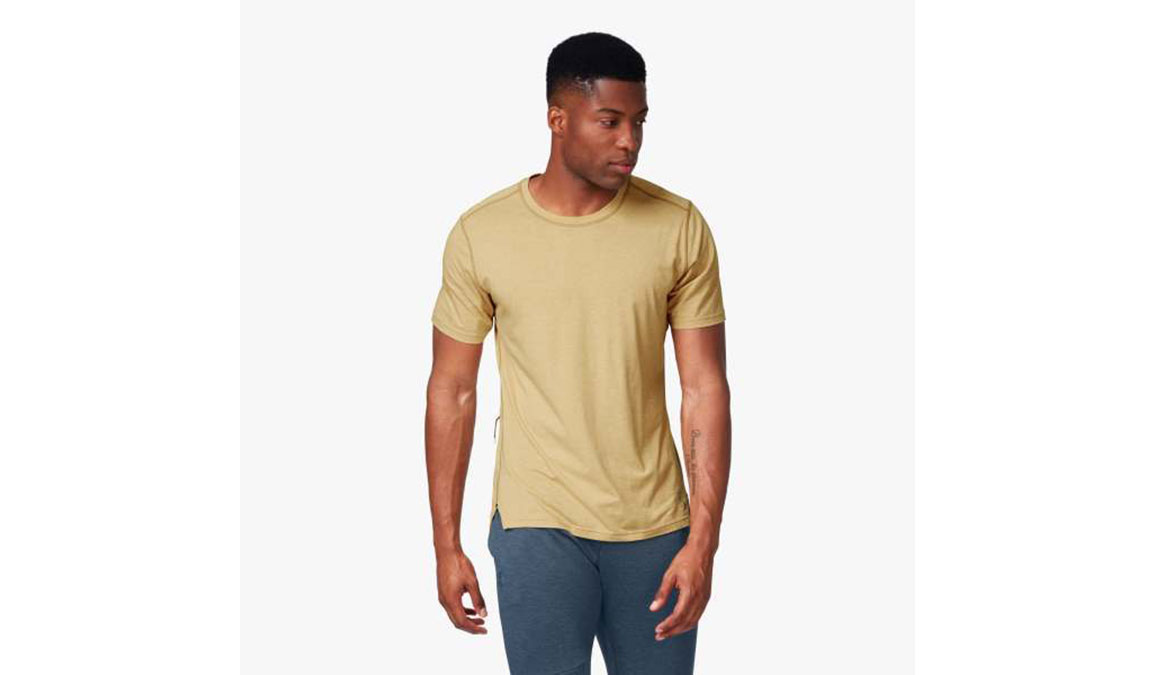 Men's On Comfort-T - Color: Camel Size: XL, Yellow, large, image 1