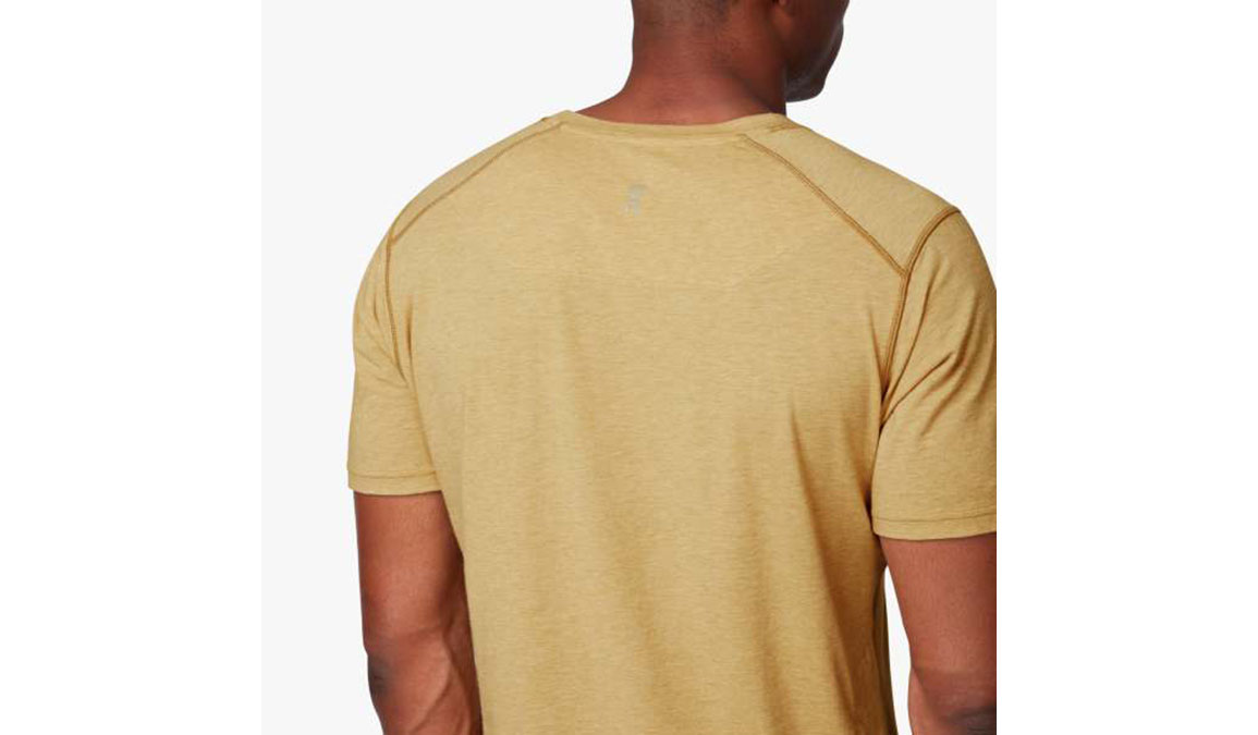 Men's On Comfort-T - Color: Camel Size: XL, Yellow, large, image 3