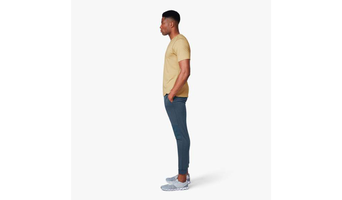 Men's On Comfort-T - Color: Camel Size: XL, Yellow, large, image 4