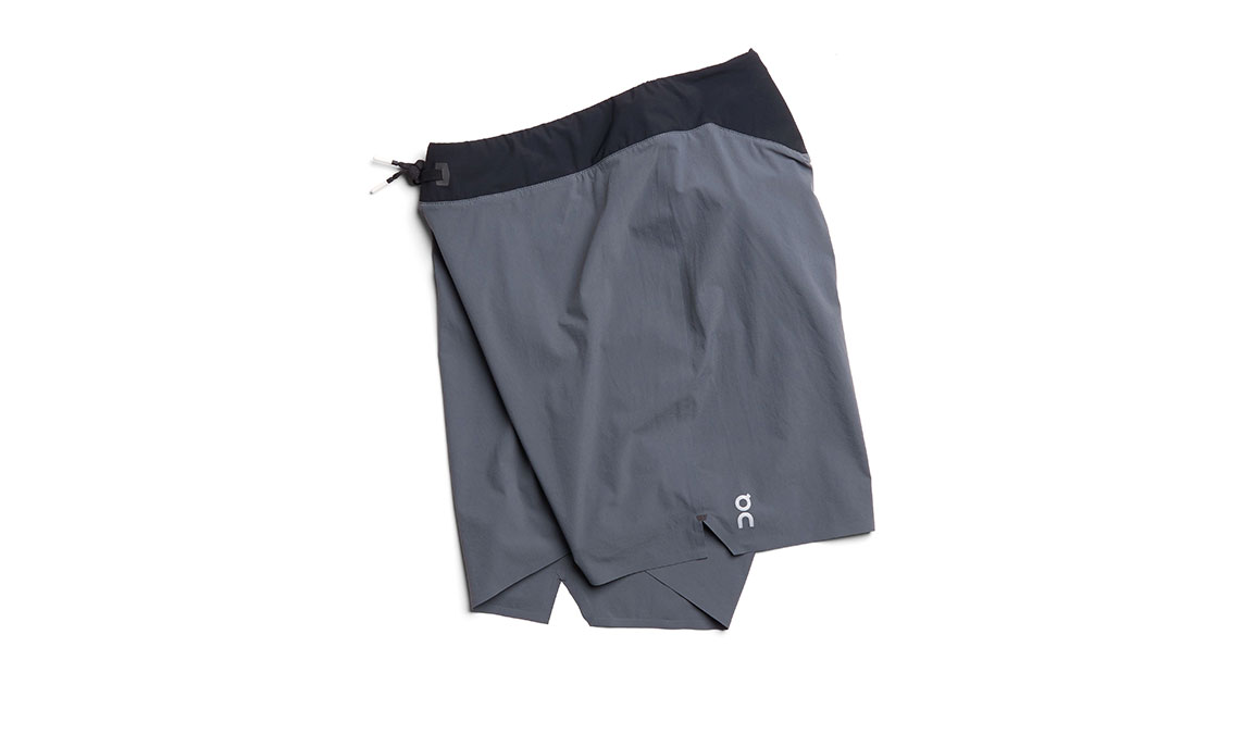 Men's On Lightweight Shorts  - Color: Shadow/Black Size: S, Shadow, large, image 1