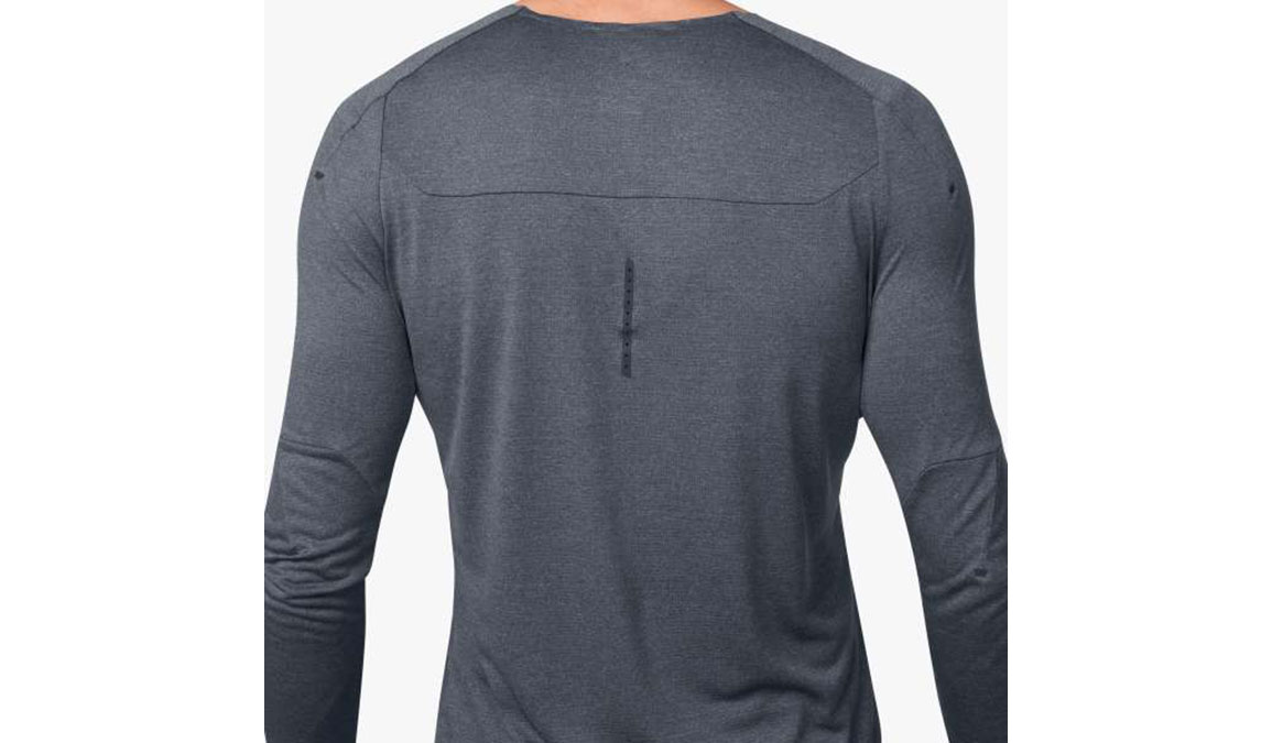 Men's On Long-T Shirt - Color: Shadow Size: S, Shadow, large, image 2