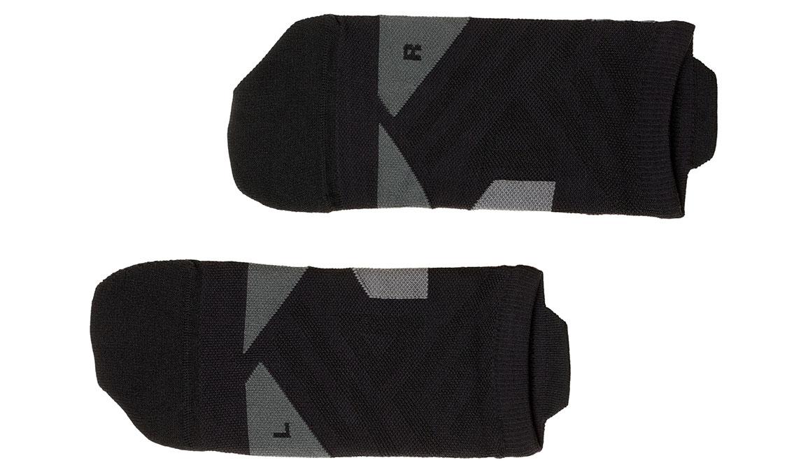 Men's On Low Sock - Color: Black Shadow Size: M, Black, large, image 3