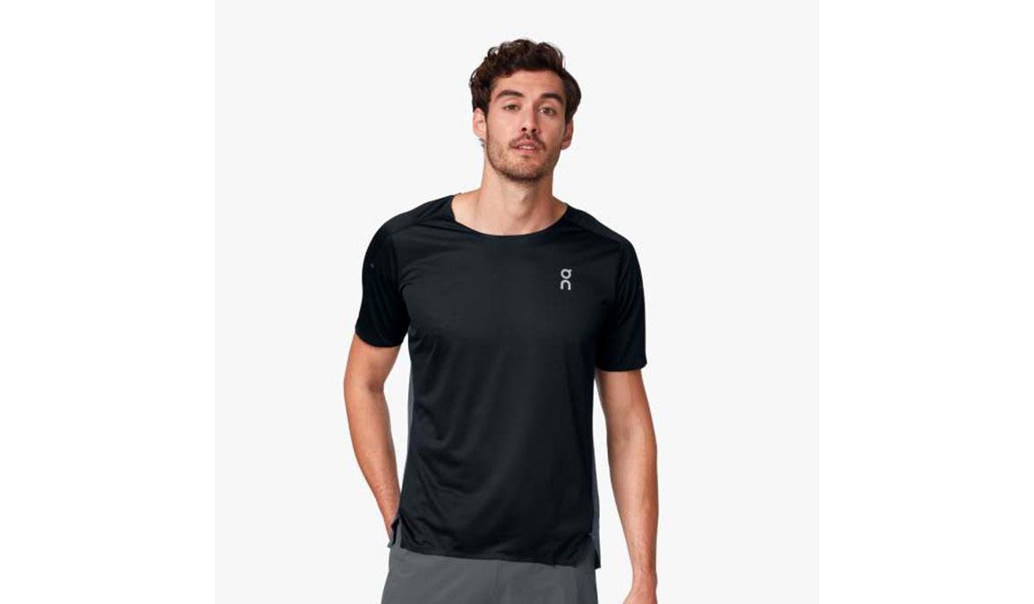 Men's On Performance-T - Color: Black Size: L, Black, large, image 1