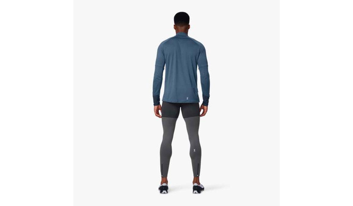 Men's On Tights Long  - Color: Black/Shadow Size: S, Black/Grey, large, image 3