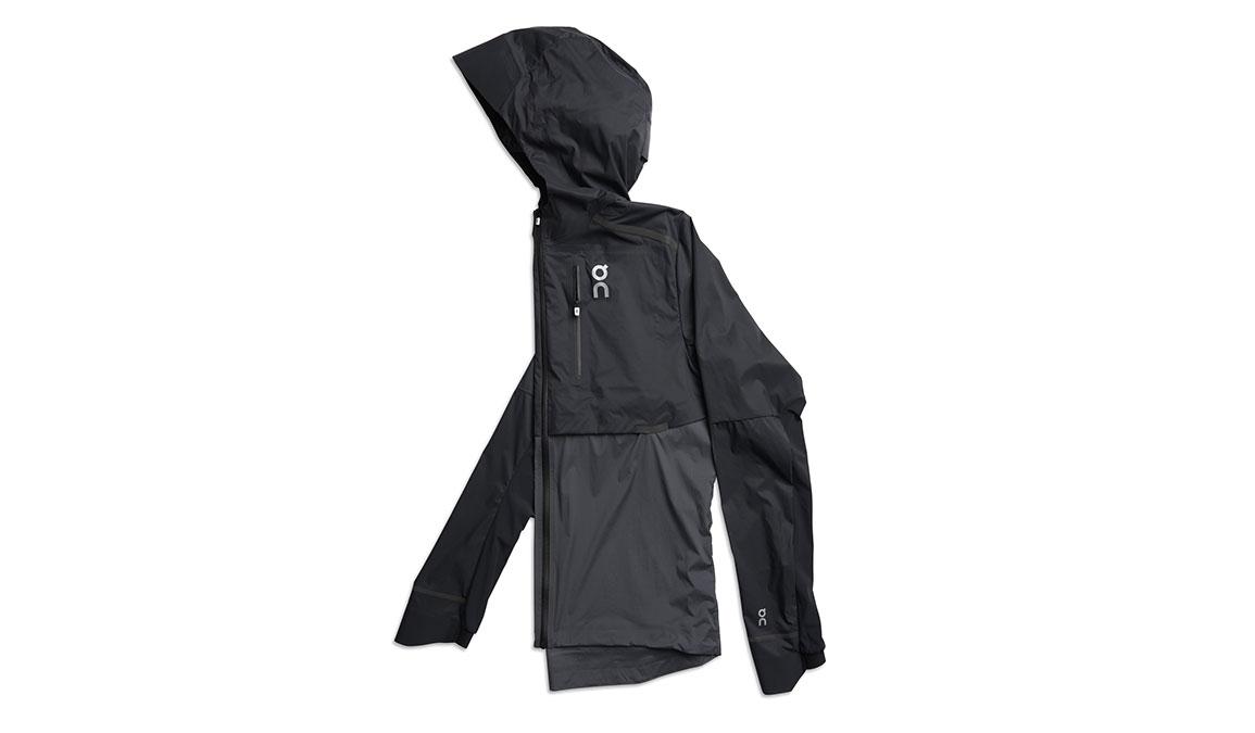 Men's On Weather Jacket - Color: Black/Shadow Size: M, Black, large, image 1
