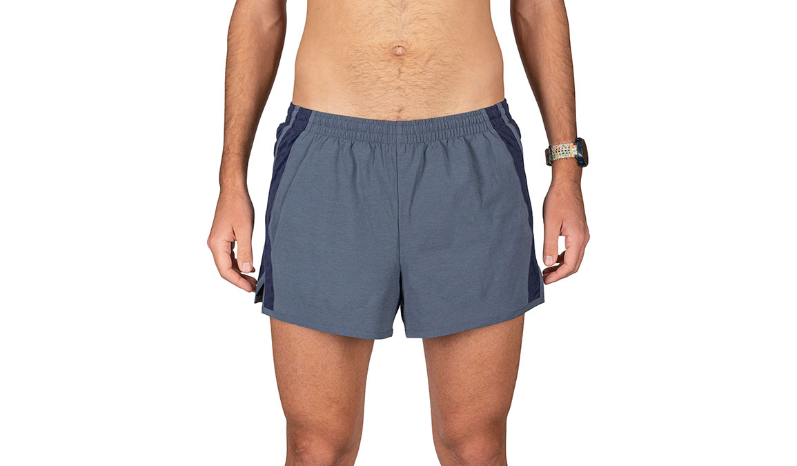 "Men's Rabbit Daisy Dukes 2.0 3"" Short - Color: Dress Blues Hea Size: S, Grey, large, image 1"