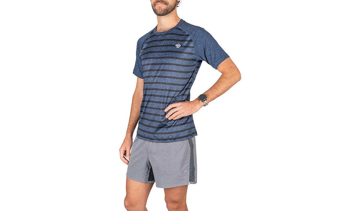 Men's Rabbit Ez Tee Ss   - Color: Eclipse/Black S Size: S, Blue, large, image 2