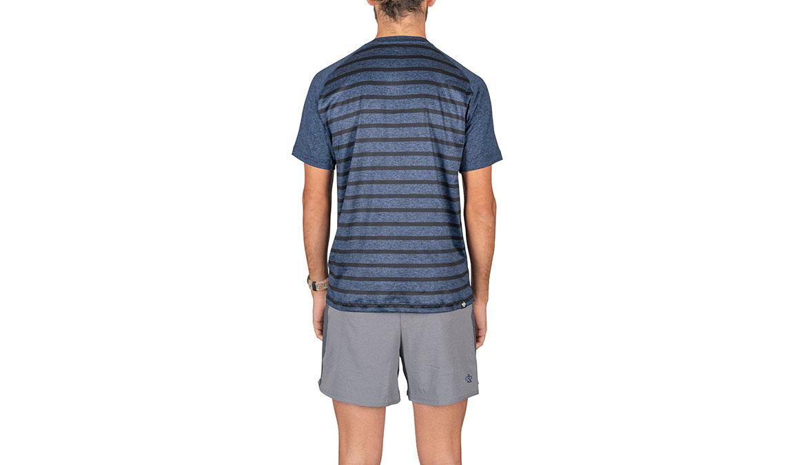 Men's Rabbit Ez Tee Ss - Color: Eclipse/Black S Size: S, Blue, large, image 3