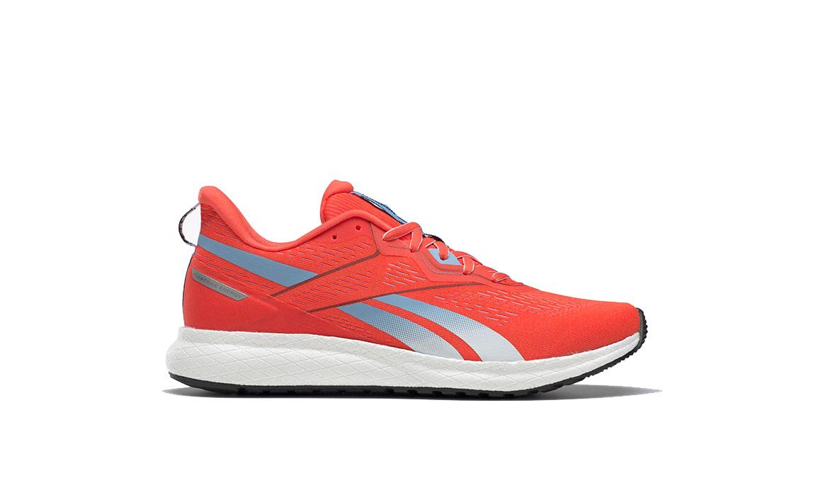 Men's Reebok Floatride Energy 2 Running Shoe - Color: Vivid Orange/White/Fluid Blue (Regular Width) - Size: 7, Orange/White, large, image 1