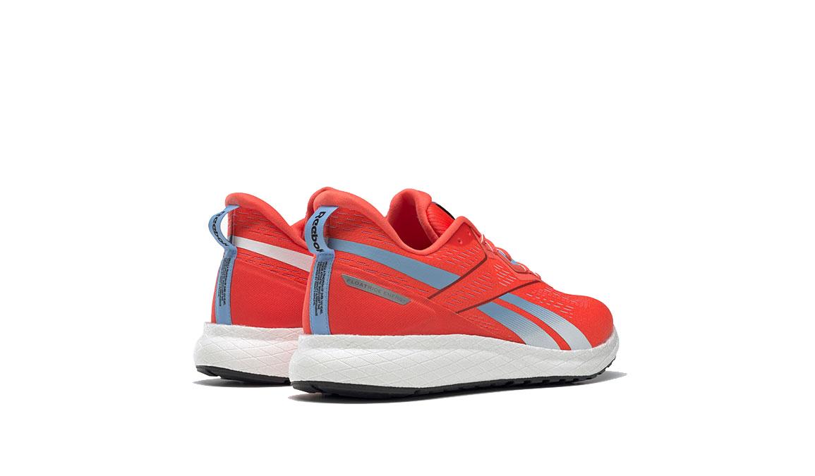 Men's Reebok Floatride Energy 2 Running Shoe - Color: Vivid Orange/White/Fluid Blue (Regular Width) - Size: 7, Orange/White, large, image 3