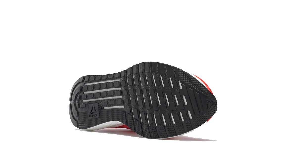 Men's Reebok Floatride Energy 2 Running Shoe - Color: Vivid Orange/White/Fluid Blue (Regular Width) - Size: 7, Orange/White, large, image 4