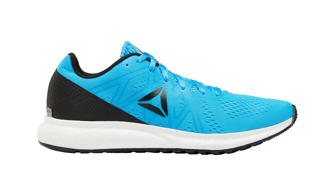 Men's Reebok Forever Floatride Energy Running Shoe - Color: Bright Cyan/Black (Regular Width) - Size: 7, Blue/Black, large, image 1