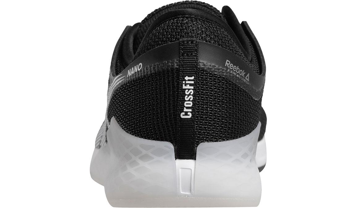 Men's Reebok Nano 9 Training Shoes - Color: Black/White (Regular Width) - Size: 6.5, Black/White, large, image 4
