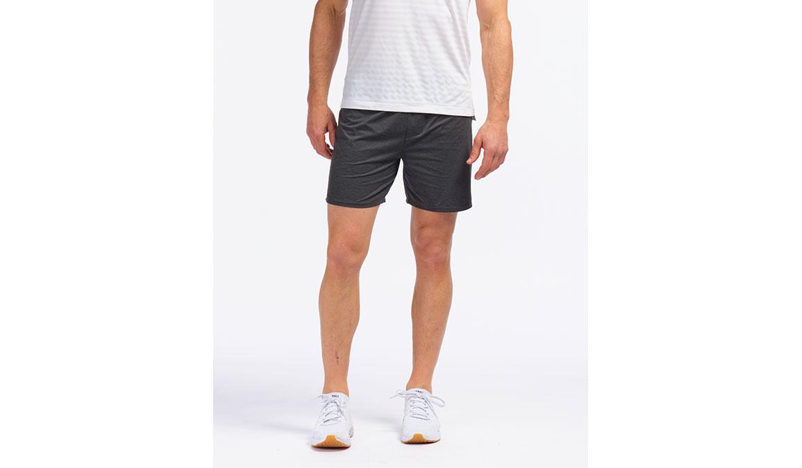 """Men's Rhone 6"""" Tempo Shorts - Color: Asphalt Heather Size: XL, Asphalt, large, image 1"""