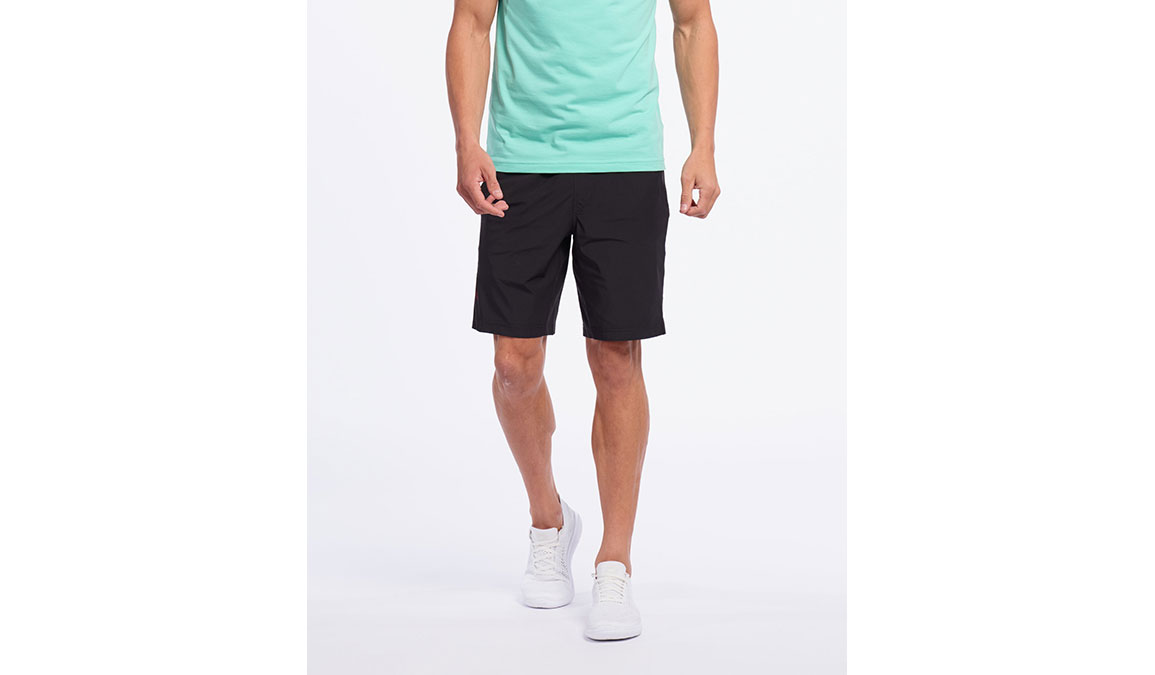 "Men's Rhone 9"" Mako Short Unlined - Color: Black Size: M, Black, large, image 1"