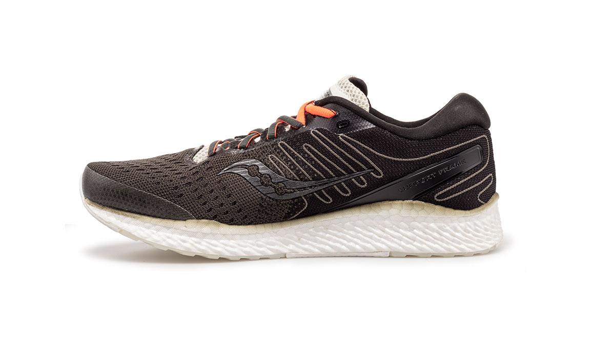 Men's Saucony Freedom 3 Jackalope Running Shoe - Color: Jackalope (Regular Width) - Size: 8.5, Brown, large, image 3