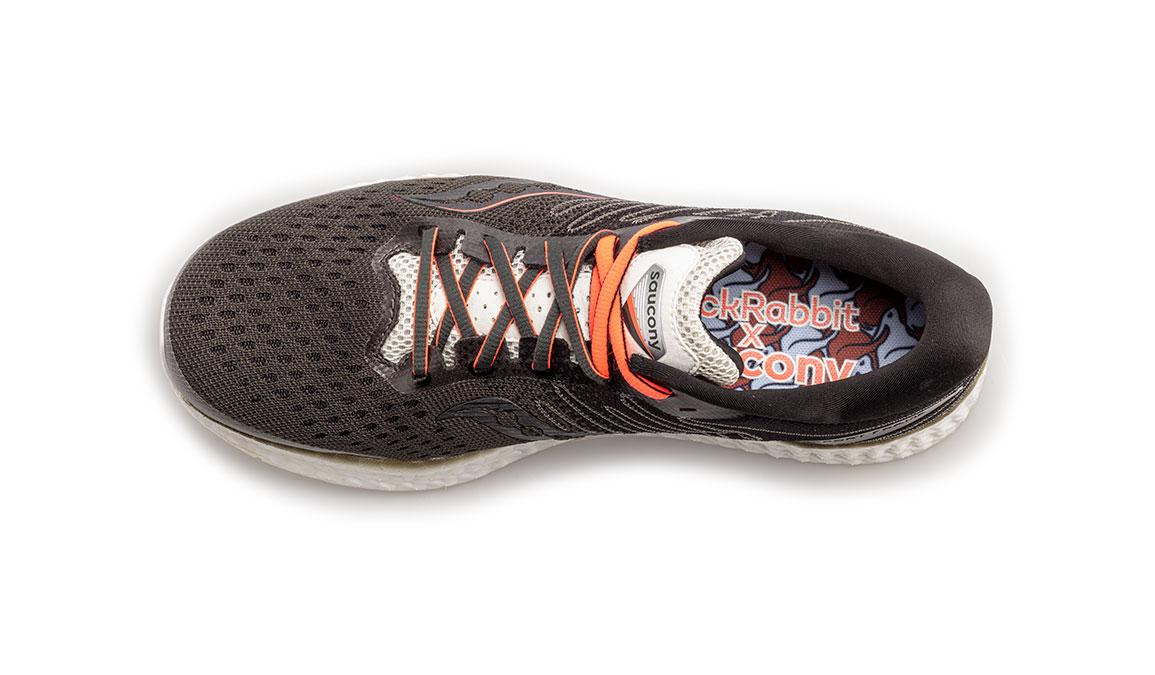Men's Saucony Freedom 3 Jackalope Running Shoe - Color: Jackalope (Regular Width) - Size: 8.5, Brown, large, image 4