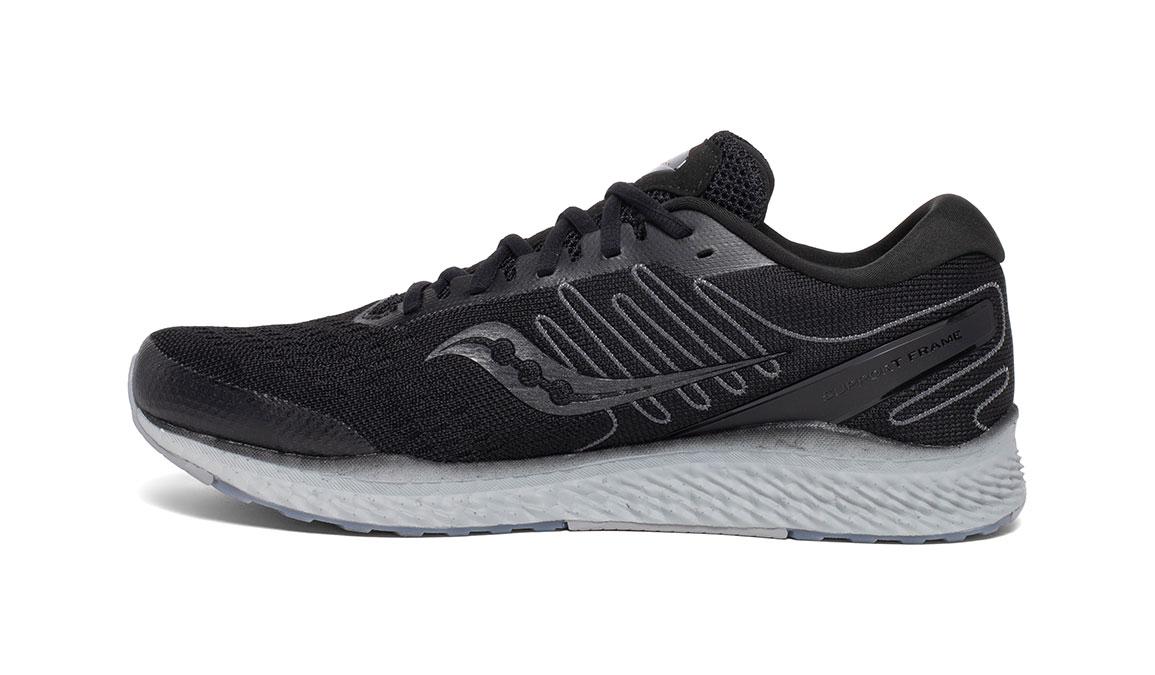 Men's Saucony Freedom 3 Running Shoe - Color: Blackout (Regular Width) - Size: 9, Black, large, image 2