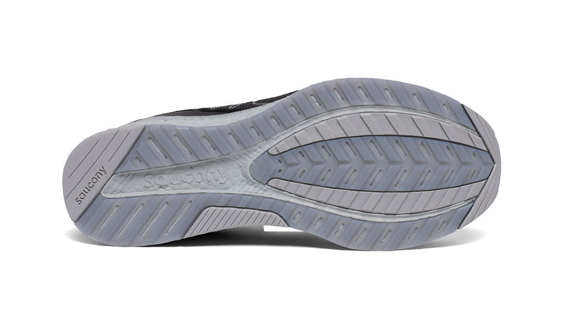 Men's Saucony Freedom 3 Running Shoe - Color: Blackout (Regular Width) - Size: 9, Black, large, image 4