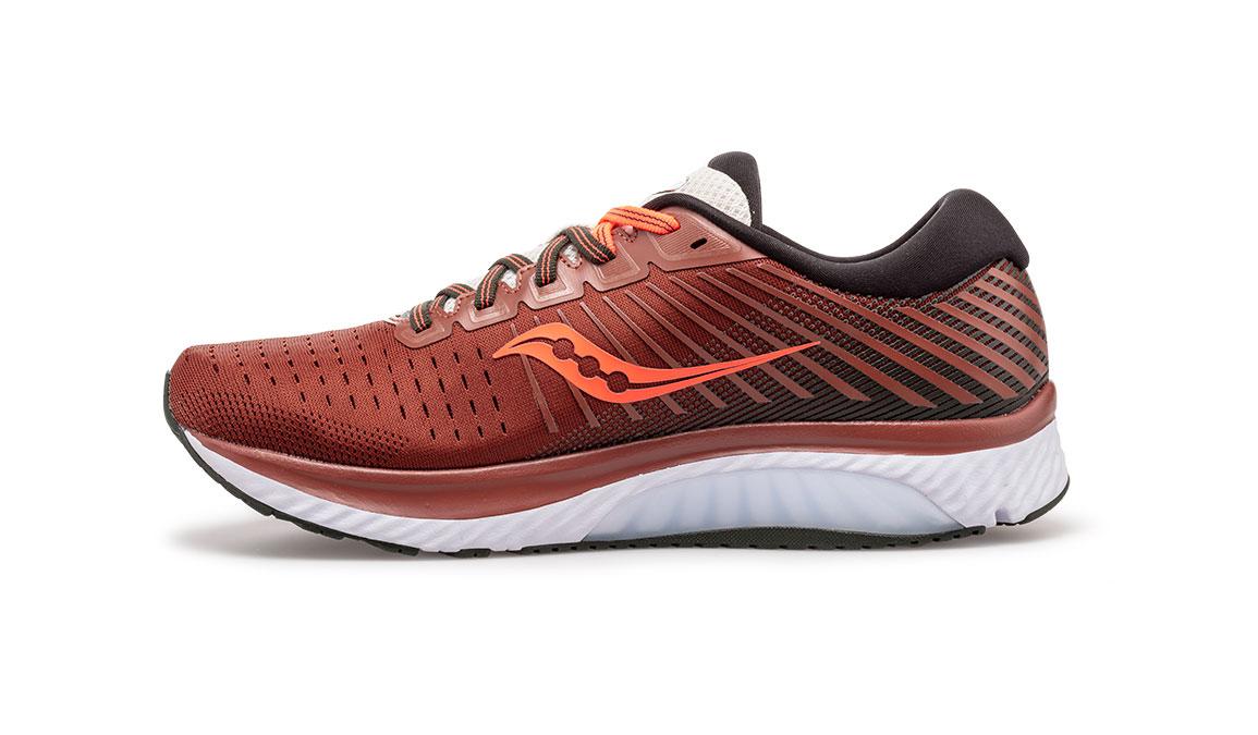 Men's Saucony Guide 13 Jackalope Running Shoe - Color: Jackalope (Regular Width) - Size: 13, Red, large, image 3