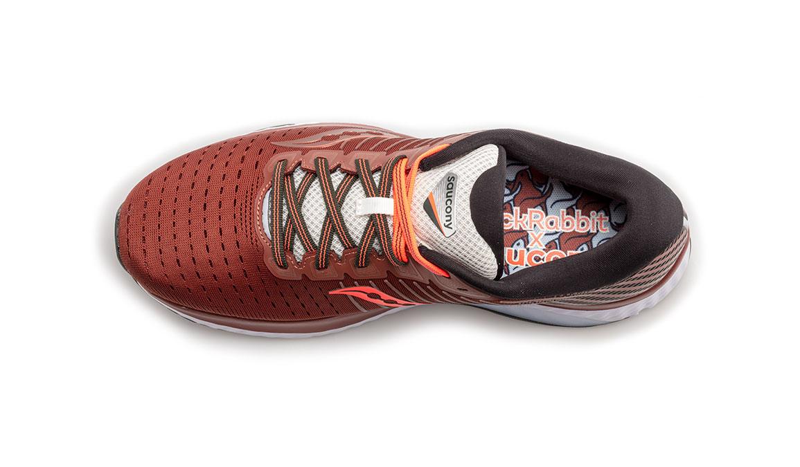 Men's Saucony Guide 13 Jackalope Running Shoe - Color: Jackalope (Regular Width) - Size: 13, Red, large, image 4