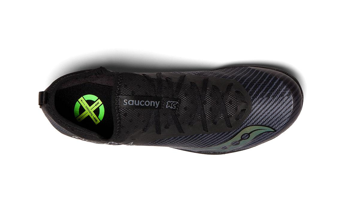 Men's Saucony Havok XC 2 Spike - Color: Black (Regular Width) - Size: 8, Black, large, image 3