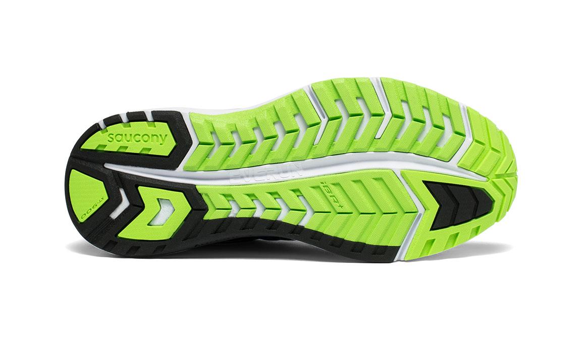 Men's Saucony Omni ISO 2 Running Shoe - Color: Marine/Silver (Regular Width) - Size: 11, Marine, large, image 4