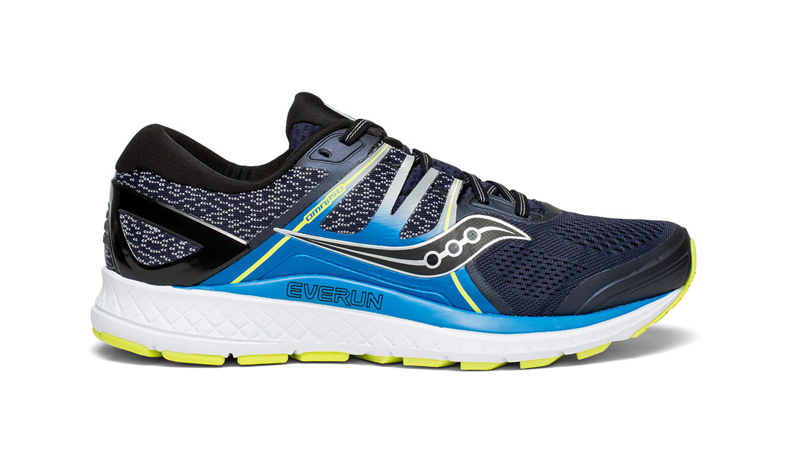 Men's Saucony Omni ISO Running Shoe