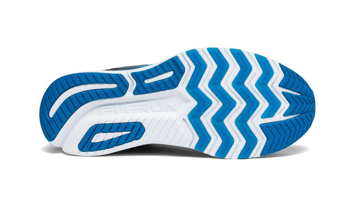 Men's Saucony Ride ISO 2 Running Shoe - Color: Black/Blue (Regular Width) - Size: 12.5, Black/Blue, large, image 4