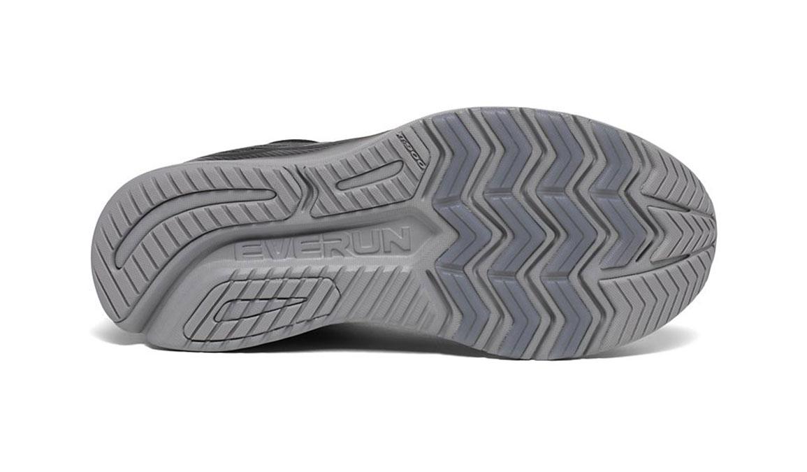 Men's Saucony Ride ISO 2 Running Shoe - Color: Blackout (Regular Width) - Size: 7, Black, large, image 4