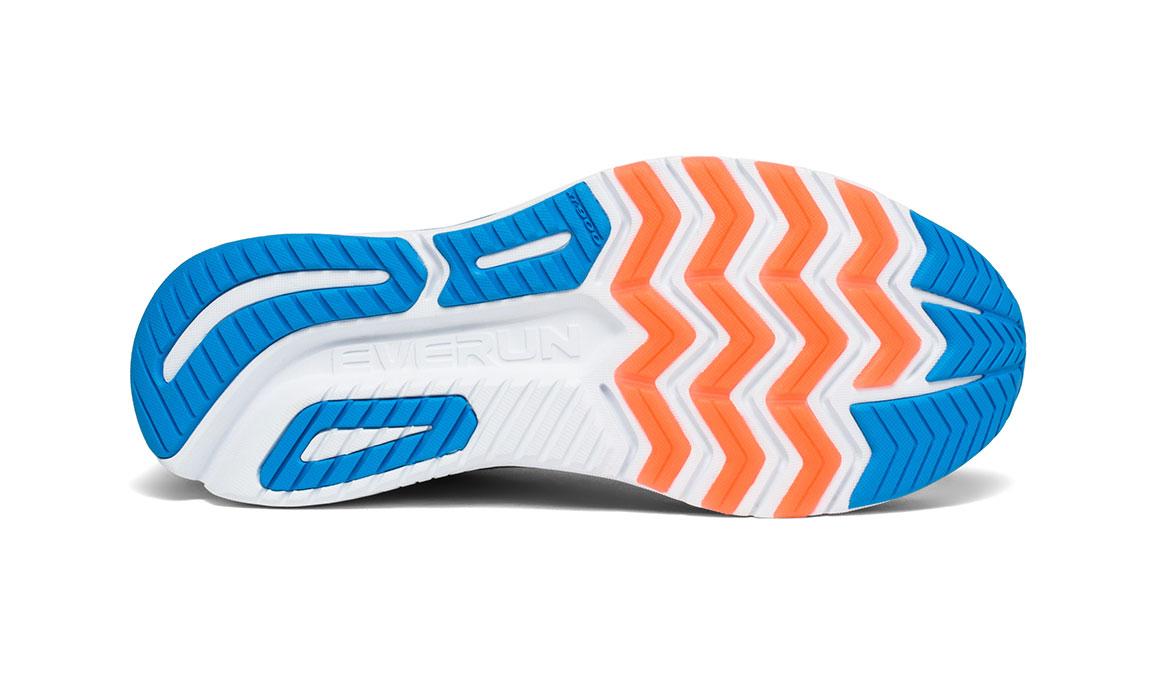 Men's Saucony Ride ISO 2 Running Shoe - Color: Grey/Blue (Regular Width) - Size: 11.5, Grey/Blue, large, image 4