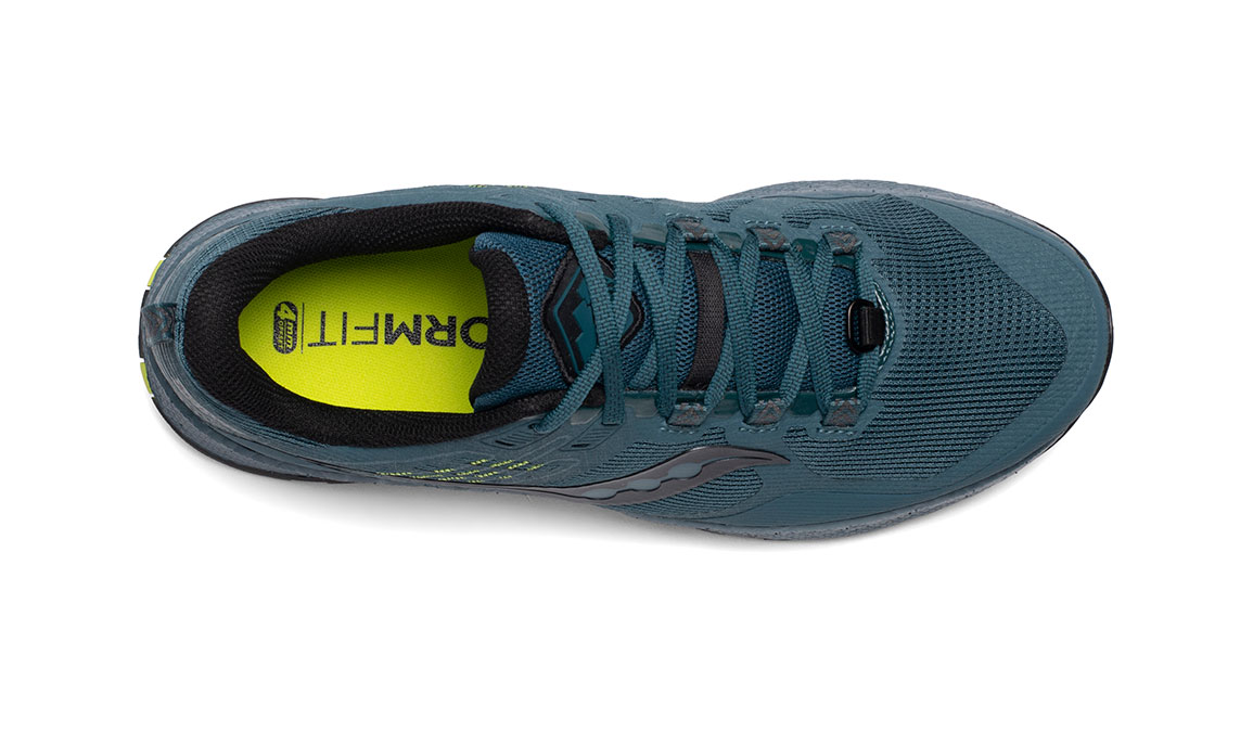 Men's Saucony Xodus 10 Trail Running Shoe - Color: Steel (Regular Width) - Size: 8, Steel, large, image 3