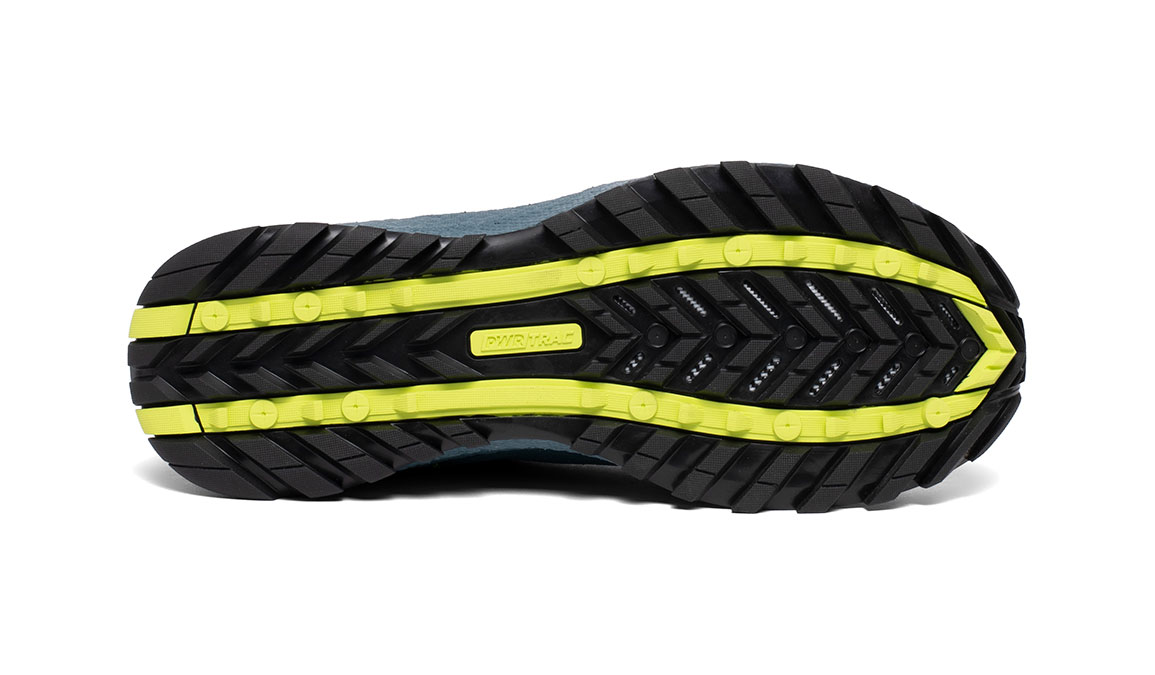 Men's Saucony Xodus 10 Trail Running Shoe - Color: Steel (Regular Width) - Size: 8, Steel, large, image 4