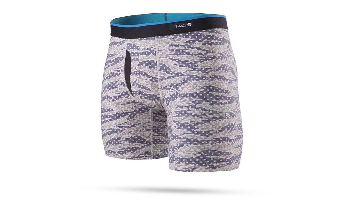 Men's Stance Camo Dots Boxer Brief - Color: Tan Size: S, Tan, large, image 1